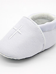 Kids' Flats Casual Casual/Daily Birthday Lovely Comfort Leatherette Spring/Fall Cross-SeasonsParty/ Evening Engagement Gift Ceremony