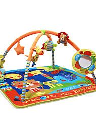 Недорогие -Домик для игры Детские спортивные снаряды Музыка Ткань Детские Игрушки Подарок