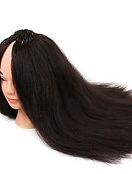 Yaki Straight Crochet Pre-loop Black Purple Crochet Braids Hair Extensions Kanekalon Hair Braids