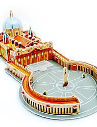Kit de Bricolage Puzzles 3D Puzzle Jouets Bâtiment Célèbre Architecture A Faire Soi-Même Unisexe Garçons Pièces