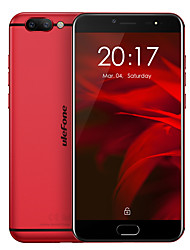abordables -Ulefone Gemini Pro 5.5 pulgada Smartphone 4G (4GB + 64GB 13 MP Deca Core 3680mAh)