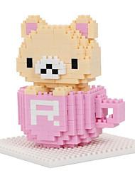 cheap -Building Blocks Toys Bear DIY Children's Pieces