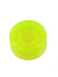 Mooer Candy Footswitch Topper Plastic Bumpers Footswitch Protector For Guitar Effect Pedal Light green Color