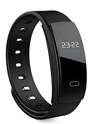 baratos -Homens Relógio inteligente Chinês Monitor de Batimento Cardíaco / Calendário / Impermeável Silicone Banda Amuleto Cores Múltiplas / Pedômetros