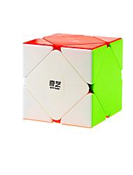 economico -cubo di Rubik Skewb Skewb Cube Cubo Cubi Cubo a puzzle Adesivo liscio Plastica Quadrato Regalo