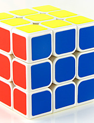 Rubik's Cube Smooth Speed Cube Magic Cube Educational Toy Stress Relievers Smooth Sticker ABS PVC Square Gift