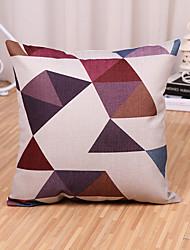 cheap -1 Pcs Modernism Geometric Figure Pillow Cover Creative Square Pillow Case