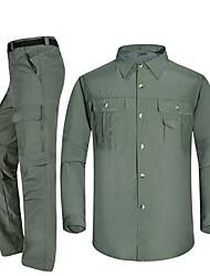 Mulheres Camisa de Trilha Secagem Rápida para S M L XL XXL