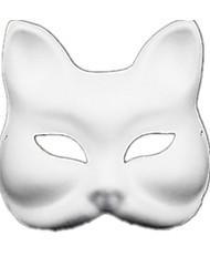cheap -Halloween Masks Animal Mask Cartoon Mask Toys Fox Animal Horror Pieces Unisex Gift