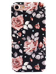abordables -Coque Pour Apple iPhone 8 iPhone 8 Plus Motif Coque Fleur Dur PC pour iPhone 8 Plus iPhone 8 iPhone 7 Plus iPhone 7 iPhone 6s Plus iPhone