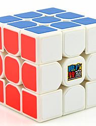 Недорогие -Кубик рубик MoYu 3*3*3 Спидкуб Кубики-головоломки Устройства для снятия стресса Обучающая игрушка головоломка Куб Гладкий стикер Детские Взрослые Игрушки Универсальные Мальчики Девочки Подарок