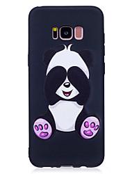 economico -Custodia Per Samsung Galaxy S8 Plus S8 Fantasia/disegno Custodia posteriore Animali Morbido TPU per S8 S8 Plus S7 edge S7