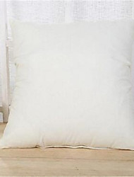 cheap -1 Pc 45*45cm Pure Color Linen Scarf Soft Cushion Home Decoration