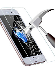 cheap -Screen Protector Apple for iPhone 6s Plus iPhone 6 Plus Tempered Glass 1 pc Front Screen Protector 2.5D Curved edge 9H Hardness High