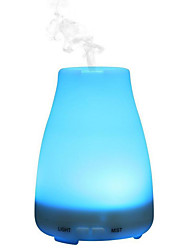 cheap -120ml Essential Oil Diffuser Mini LED Electric Aromatherapy Diffusers Ultrasonic Humidifier Machine