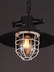 Single Head Amercian Loft Industrial Metal Painting Color Pendant Lamp for the Loyer / Bedroom / Coffee Room and Bar Decorate Lighting Fixture