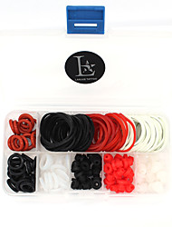 economico -accessori per macchine tattoo tatoo elastici gomma bande silicone damping o-rings tattoo supplies tools