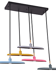 Pendant Light ,  Modern/Contemporary Painting Feature for LED Mini Style Designers MetalLiving Room Bedroom Dining Room Kitchen Study