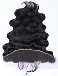 7a onda de corpo humano brasileira 13x2 seda com fecho cheio fecho frontal ouvido à orelha