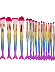 cheap -16pcs Makeup Brushes Professional Makeup Brush Set Synthetic Hair Contemporary / Elegant & Luxurious