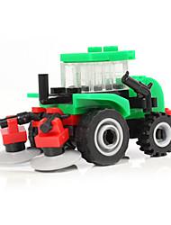 cheap -Toy Cars Building Blocks Toys Tank Excavating Machinery Plastics Unisex Boys Pieces
