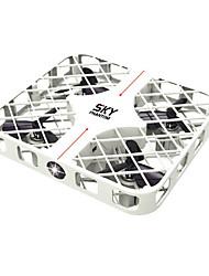 economico -RC Drone JJRC HY382 White 4 Canali 6 Asse 2.4G - Quadricottero Rc Illuminazione LED Failsafe Controllo Di Orientamento Intelligente In