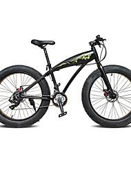 Schneefahrrad Radsport 24 Geschwindigkeit 26 Zoll/700CC SAIGUAN EF-51 BB5 Scheibenbremsen FedergabelAluminiumgemisch Rahmen Ungefederte