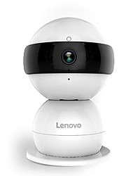 baratos -lenovo® boneco de neve 1080p 2.0 mp ip camera mini indoor com dia noite ptz baby monitor