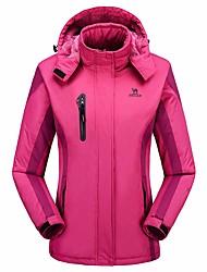 Per donna Giacca da escursione Antivento Pantalone/Sovrapantaloni per Scalate Snowboard Primavera Inverno XL XXL XXXL XXXXL 4XL