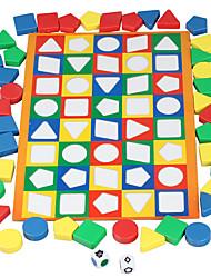 economico -Costruzioni Puzzle di legno per il regalo Costruzioni Legno Da 2 a 4 anni Da 5 a 7 anni Giocattoli
