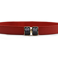 The Latest Fashion Casual Diamond Inlaid Belt