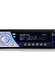preiswerte -1 din Car-Audio-Auto-Radio Stereo-Musik-OLED-Bildschirm MP3-Player bluetooth aux fm Freihand-Radios mit 5V USB-Handy-Ladegerät-Anschluss
