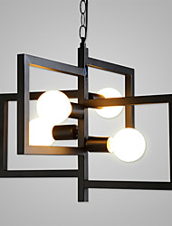 cheap -Rustic/Lodge Vintage Modern/Contemporary Pendant Light For Living Room Bedroom Kitchen Dining Room Study Room/Office Kids Room Entry Game