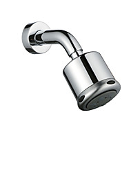 cheap -Modern Style Single Chrome Feature - Rain Shower, Shower Head
