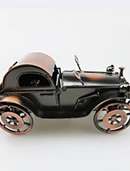 Iron Classical Retro Vintage Car Indoor Decorative Accessories