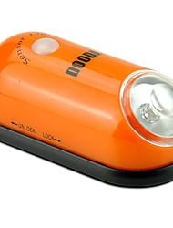 Недорогие -LED Night Light-0.5W-БатареяДатчик человеческого тела - Датчик человеческого тела
