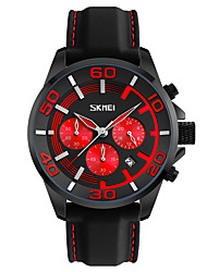 cheap -SKMEI® 9154  Men's Woman Watch Men's Woman Watch Personalized Business Men Watch Creative Fashion Watch Wild Quartz Watch 30 Meters Waterproof