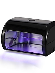 cheap -MINI 9W LED Professional Nail Dryer Fingernail Toenail Gel Curing Lamp
