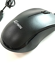 cheap -Wired Office Mouse 1000 3 USB Port powered
