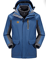 Men's 3-in-1 Jackets Outdoor Casual for Snow Sports
