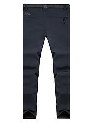 Per uomo Pantaloni da escursione Tenere al caldo Asciugatura rapida Pantalone/Sovrapantaloni per Escursionismo M L XL