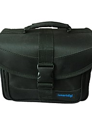 cheap -i-110 L Black Universal Camera Bag for All DSLR DV Cameras Nikon Canon Sony Olympus... - Black