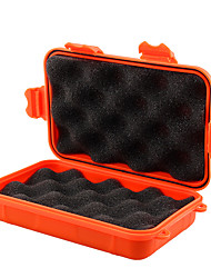 1Pcs  13*8*4Cm Outdoor Shockproof Waterproof Airtight Survival Storage Case Container Carry Box