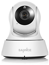 cheap -Sannce® 2.0 MP IP Camera Prime IR-cut 64 (Day Night Motion Detection Remote Access Wi-Fi Protected Setup Plug and play)