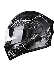cheap -AIS 805 Motorcycle Helmet Spring And Summer Motorcycle Racing Car Helmet Half Eadset Built-In Helmet Lightning With Transparent Anti-Fog Lens