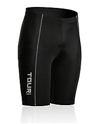 billige -SPAKCT Cykelshorts med indlæg Herre Cykel Forede shorts Shorts Underdele Cykeltøj Cykling Påførelig Ensfarvet Vej Cykling Cykling / Cykel