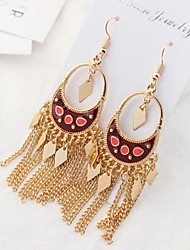 cheap -Women's Drop EarringsBasic Unique Design Animal Design Tassel Pearl Friendship Cute Style Euramerican Gothic Movie Jewelry Statement