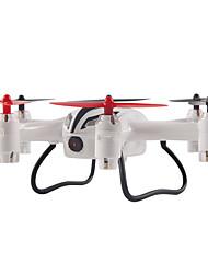 economico -RC Drone WL Toys Q282J 4 Canali 6 Asse 2.4G Con videocamera HD 720P Quadricottero Rc FPV Luci a LED Tasto Unico Di Ritorno Failsafe