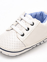 cheap -Boys' Shoes Leatherette Spring Comfort Flats Gore for White