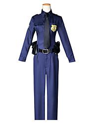 Cosplay Suits Cosplay Tops/Bottoms Badge Bag Cosplay Accessories Inspired by Cosplay Cosplay Anime Cosplay AccessoriesTop Pants Belt More